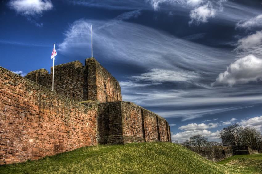 Carlisle Castle HDR